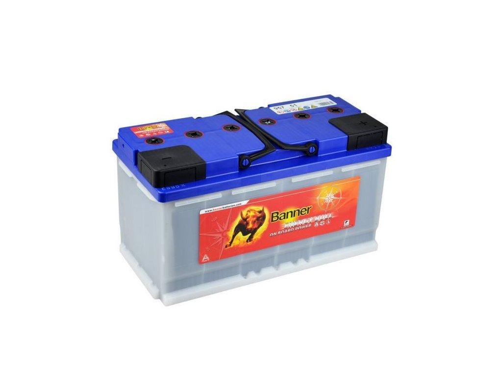 trakcni baterie banner energy bull 957 51 100ah 12v 95751