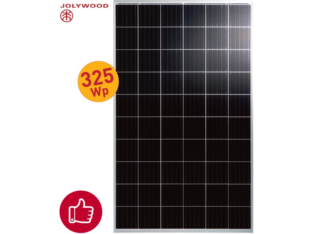 solarni panel jolywood 325 wp 1