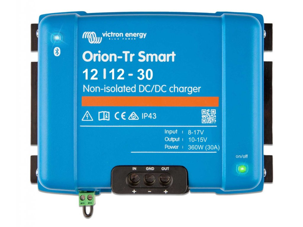 victron energy orion tr smart 12 12 30 non isolated 1 front