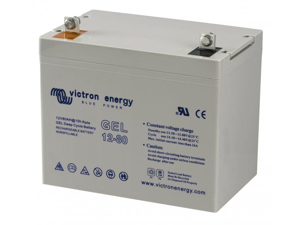 battery gel 12v 80ah