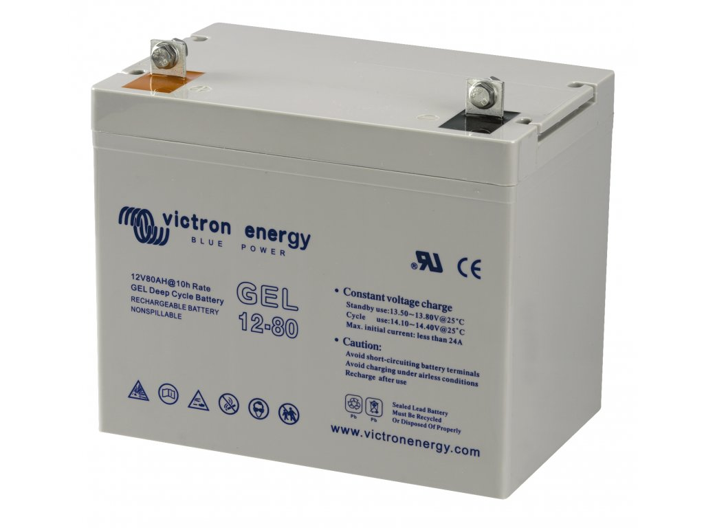 battery gel 12v 80ah