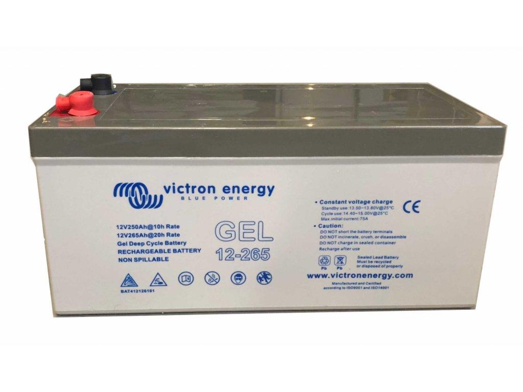 battery gel 12v 265aH