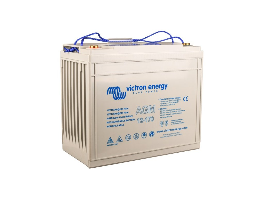 5532 O victron energy 170ah super cycle