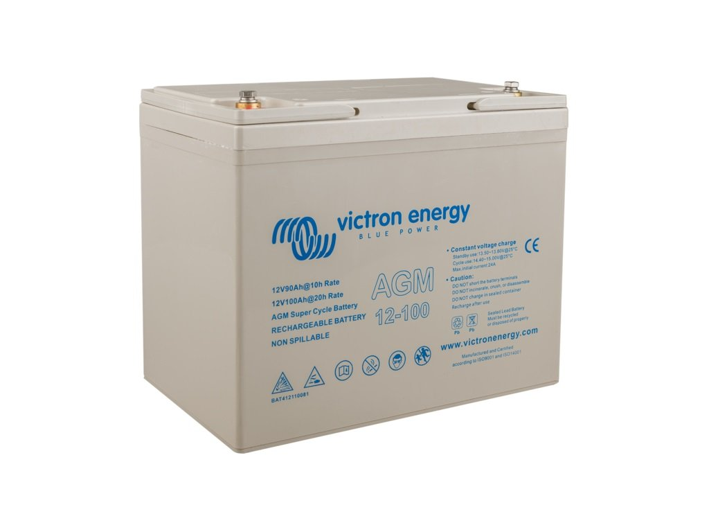 5520 O victron energy 100ah super cycle