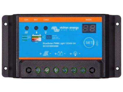 solarni regulator light 5a a 10a
