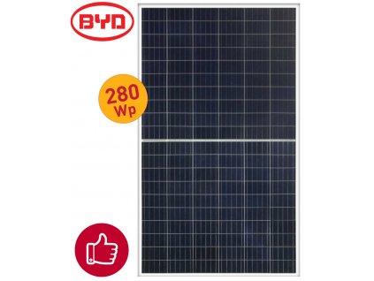 solarni panel byd 280 wp