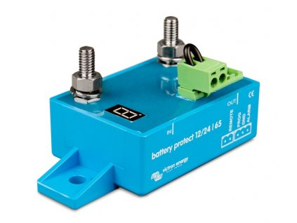 victron energy batteryprotect 12 24v 65a left