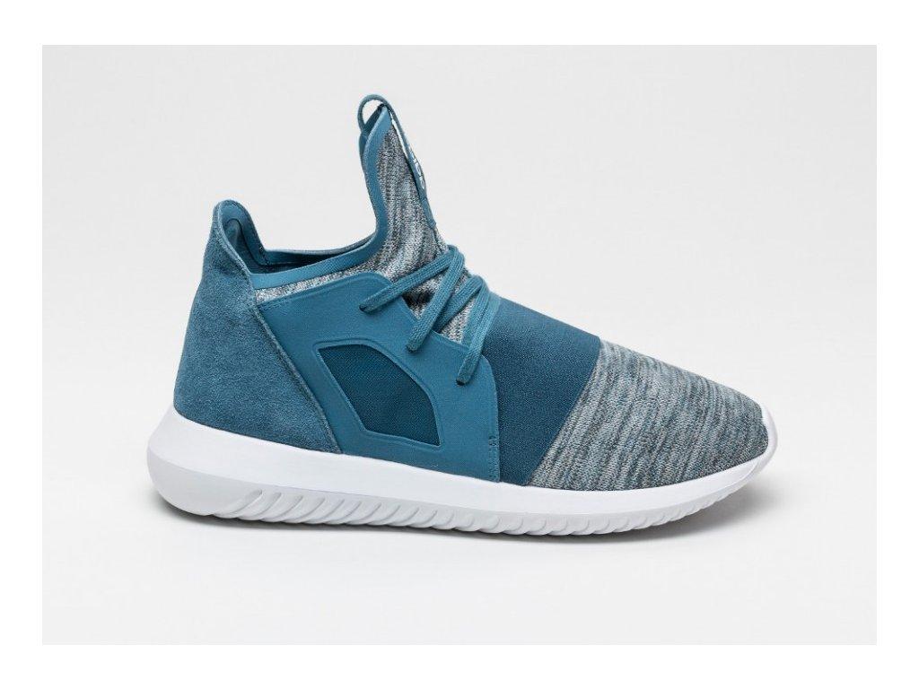 zhenskie krossovki adidas tubular defiant w blanch blue blanch blue core white