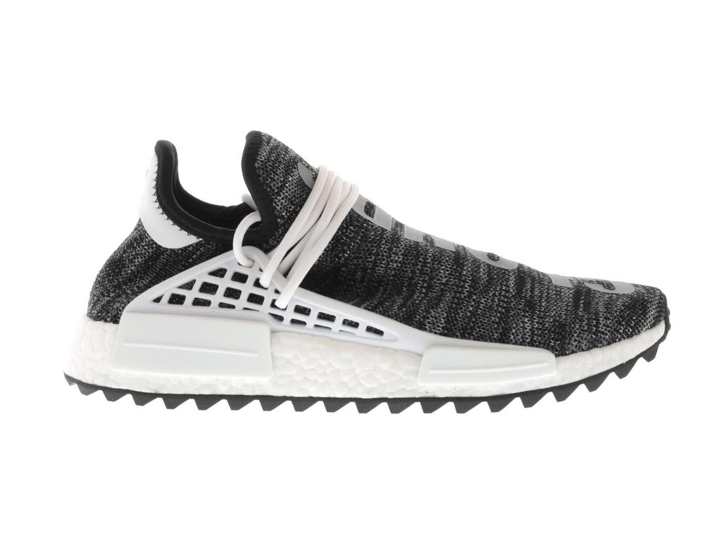 "adidas x Pharrell Williams NMD HU Trail ""Oreo"""