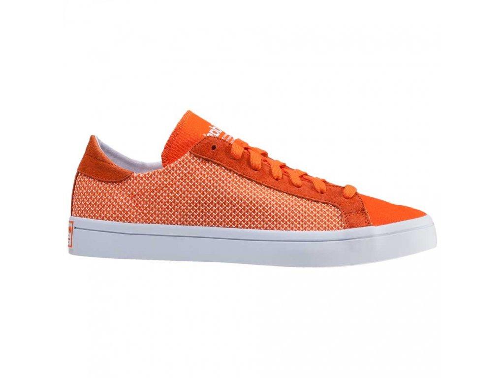 adidas courtvantage s78773 orange 5