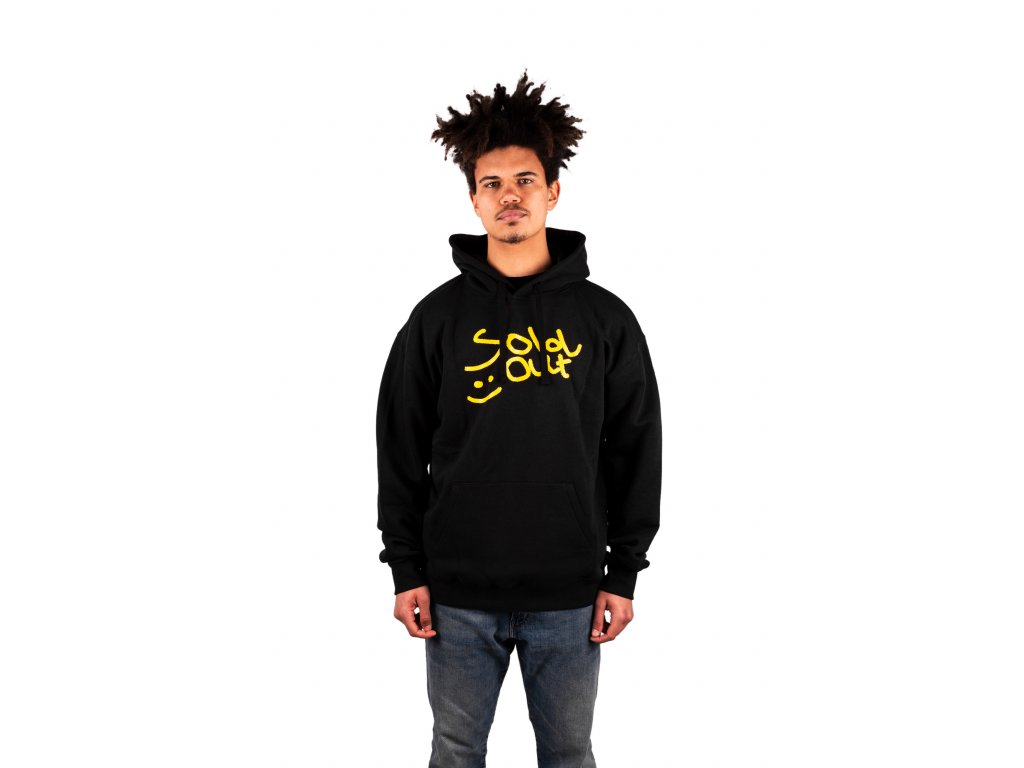 Soldout Smiley Hoodie