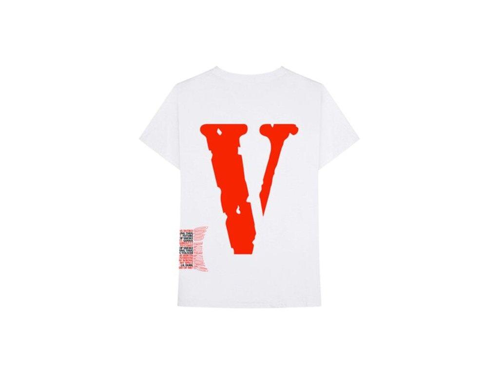 Nav x Vlone Good Intentions Tee White 2