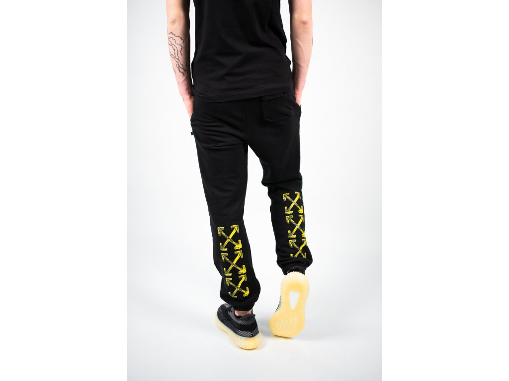 Off-White Pantalone Arrows Sweatpants