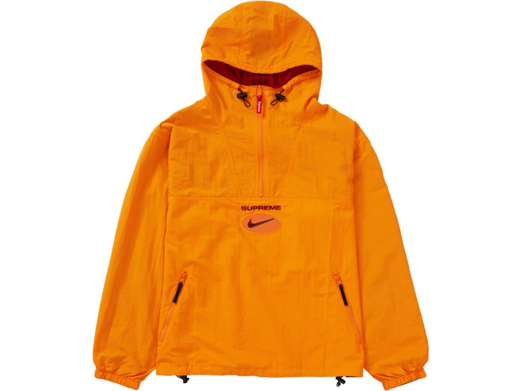 Supreme Nike Jewel Reversible Ripstop Anorak Orange