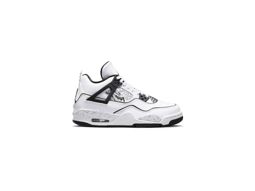 Air Jordan 4 Retro SE DIY GS