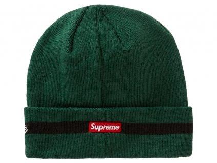 Supreme New Era Sequin Beanie Green 2