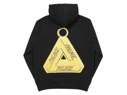 Palace Hatton Hood Black