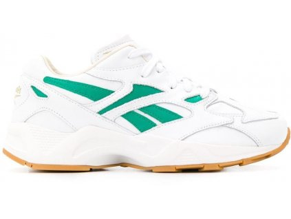reebok White Aztrek 96 Masterpiece Sneakers
