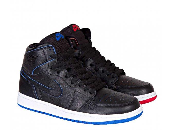 "Air Jordan Retro 1 x Nike SB x Lance Mountain ""Black"""