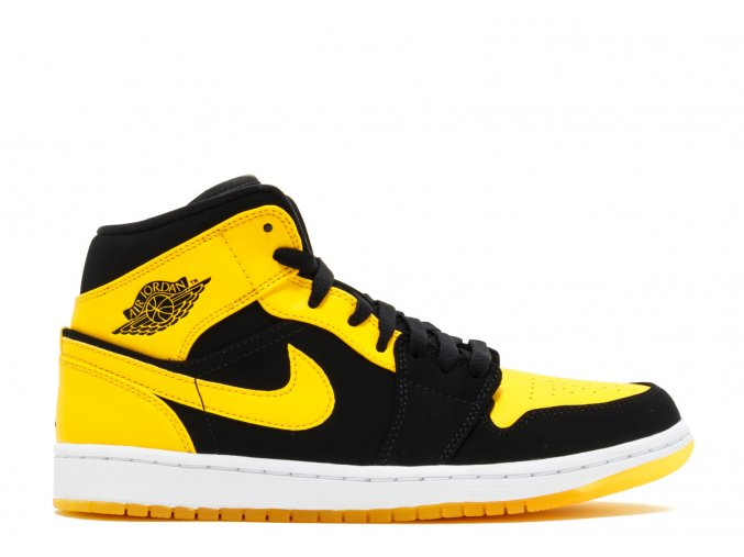"Air Jordan Retro 1 Mid ""New Love"""
