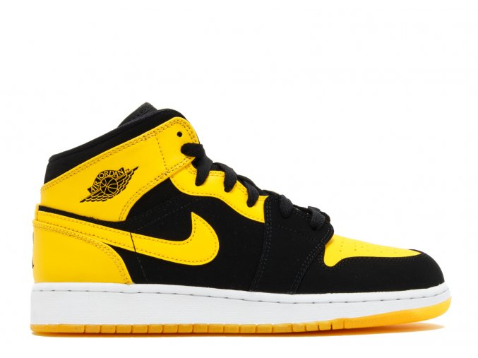 "Air Jordan Retro 1 Mid ""New Love"" GS"