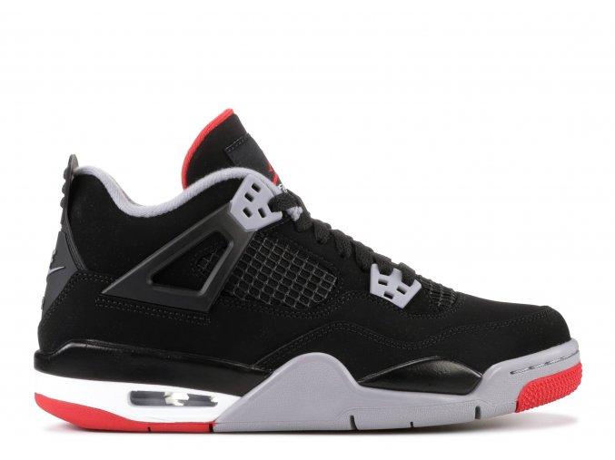 """Air Jordan Retro 4 OG """"Bred"""" GS"""