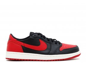 "Air Jordan Retro 1 Low OG ""Bred"""