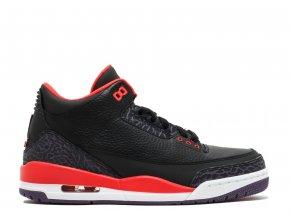 """Air Jordan Retro 3 """"Crimson"""""""