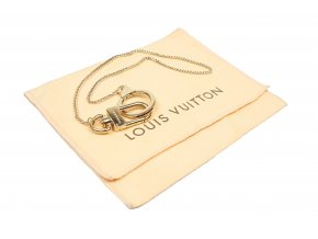 Louis Vuitton Rounds Necklase