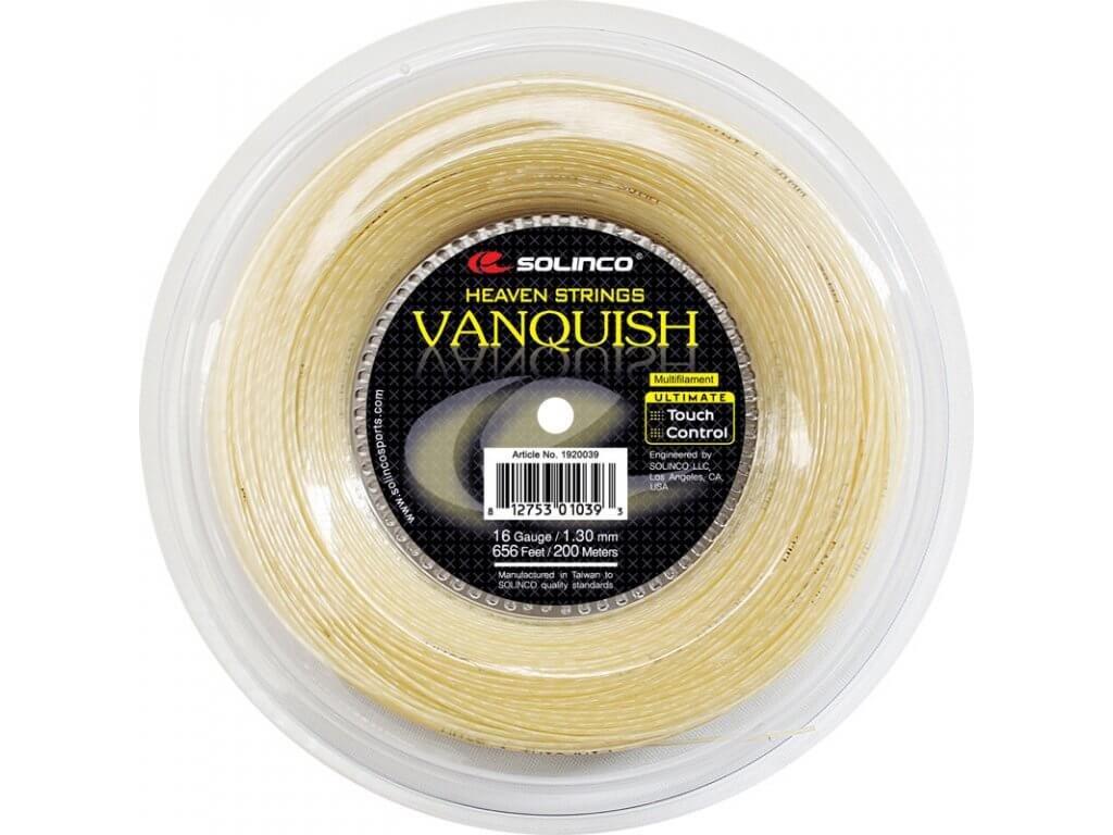 Výplet Solinco Vanquish 200m