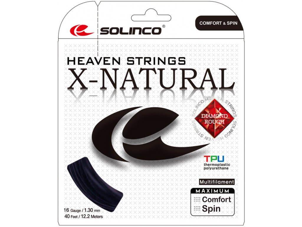 Výplet Solinco X Natural 12m