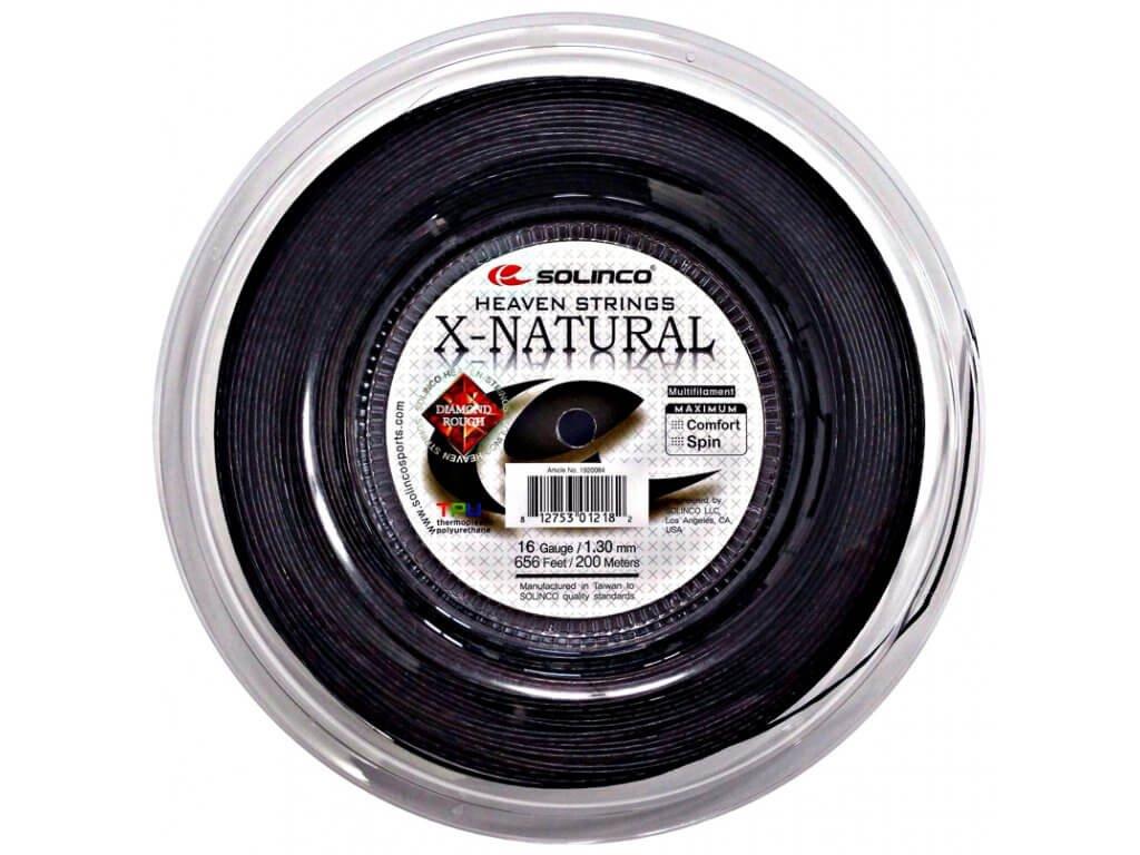 Výplet Solinco X Natural 200m
