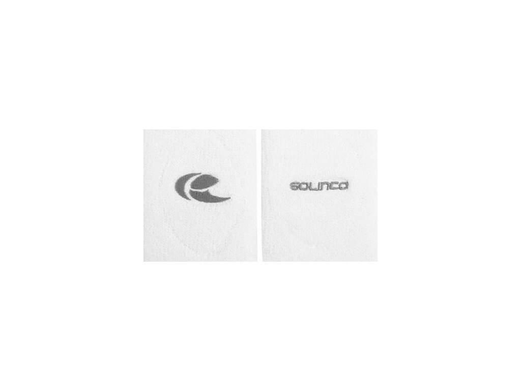 Solinco potítka Single Wide bílá