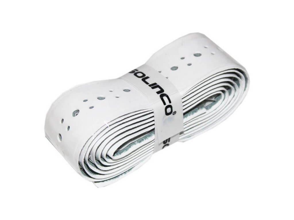 Solinco Omotávka Cushion Replacement Grip Bílý