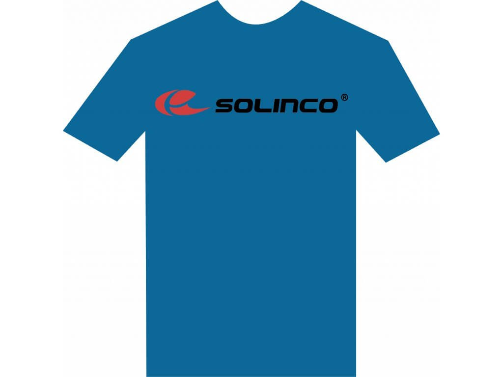 Solinco Tričko Modré