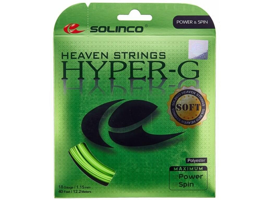 Výplet Solinco Hyper G Soft 12m
