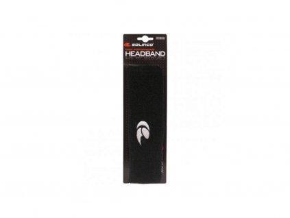 Solinco Čelenka černá