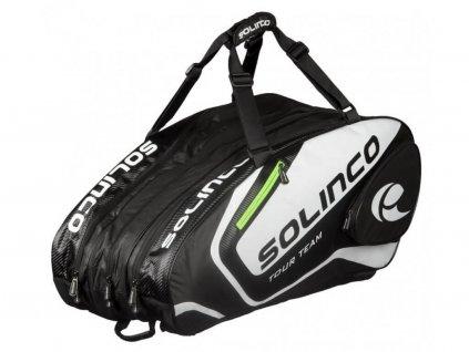 Solinco taška na rakety 15R zelená