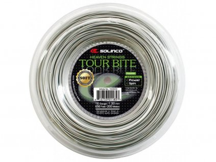 Výplet Solinco Tour Bite Soft 200m