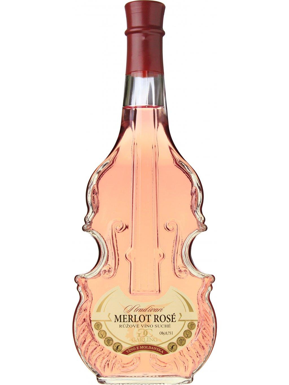Merlot rose Stradivari