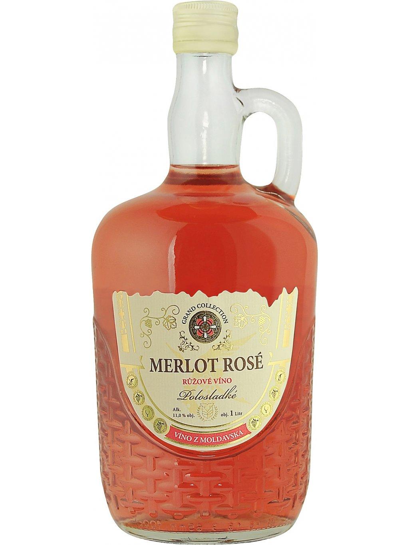 Merlot rosé Grand