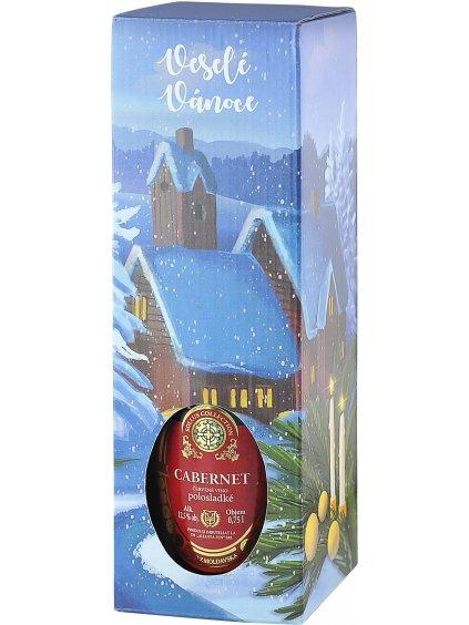Cabernet Vánoční krabička