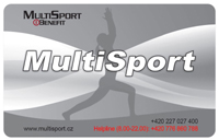Multisport benefit karta