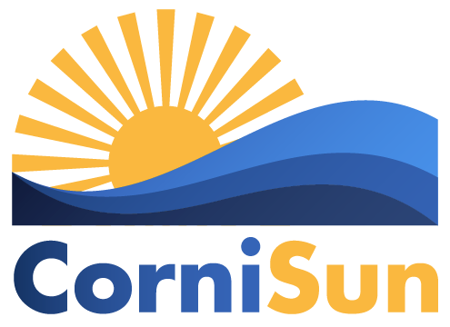 Solární plachta Cornisun Logo