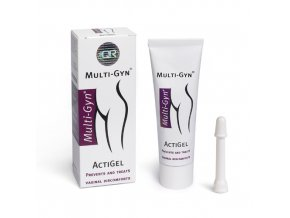 Multi-gyn Actigel, gel na mykózu u žen i mužů