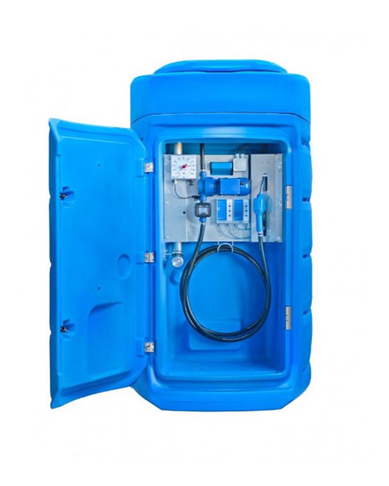 Čerpací stanice, nádrže a systémy pro skladování AdBlue
