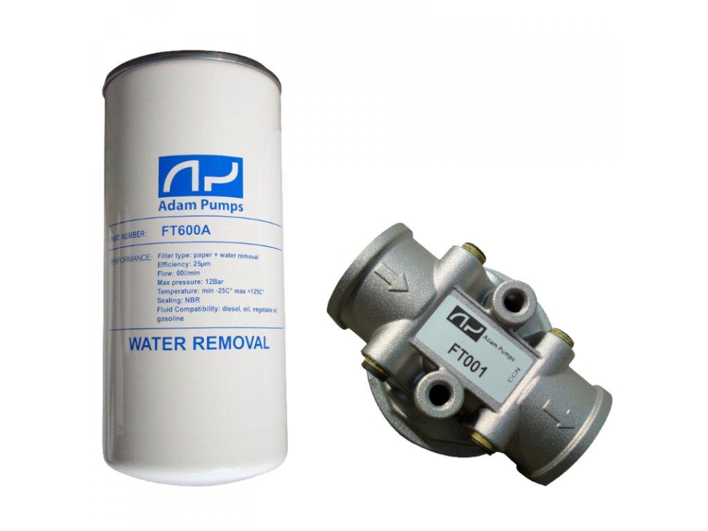 Filtr s absorpcí vody 100 l/min