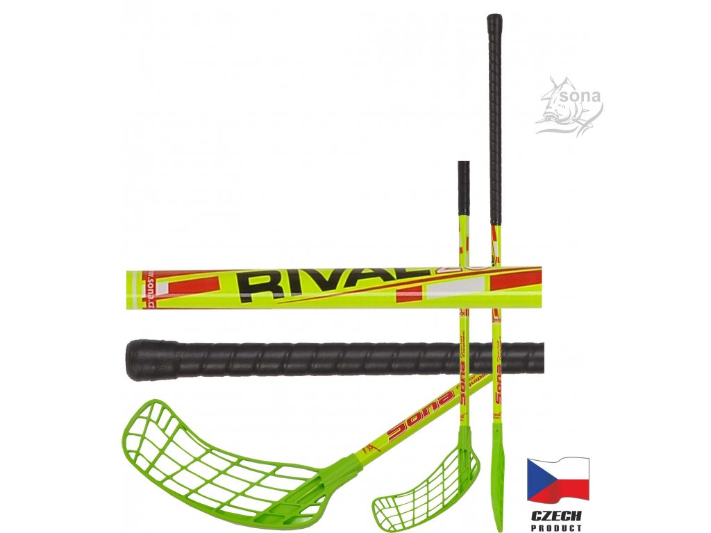Floorbalová hokejka RIVAL FLEX 28
