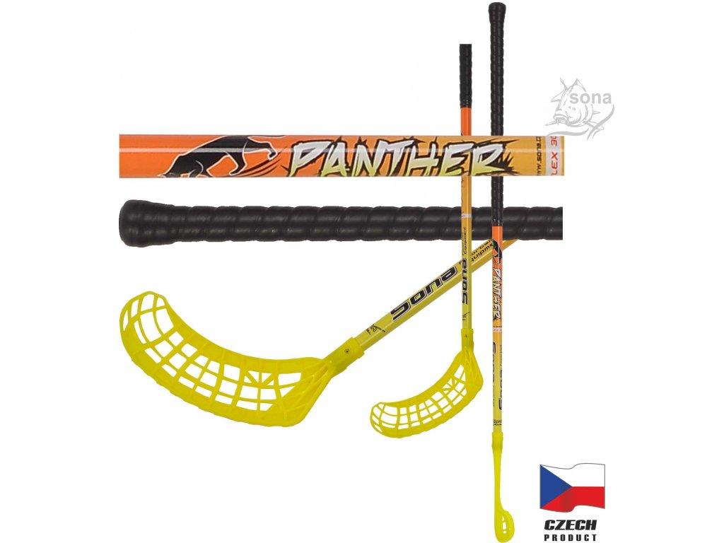 Floorbalová hokejka PANTHER