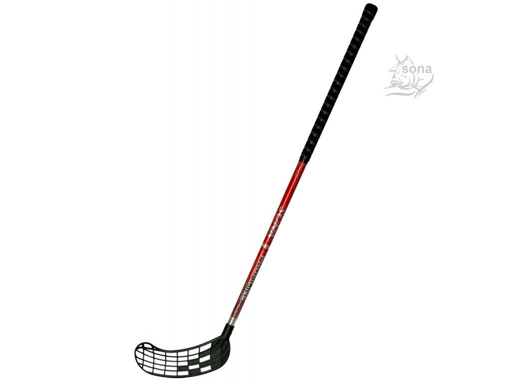 Floorbalová hokejka PROFILINE EXTREME 950 mm Pravá